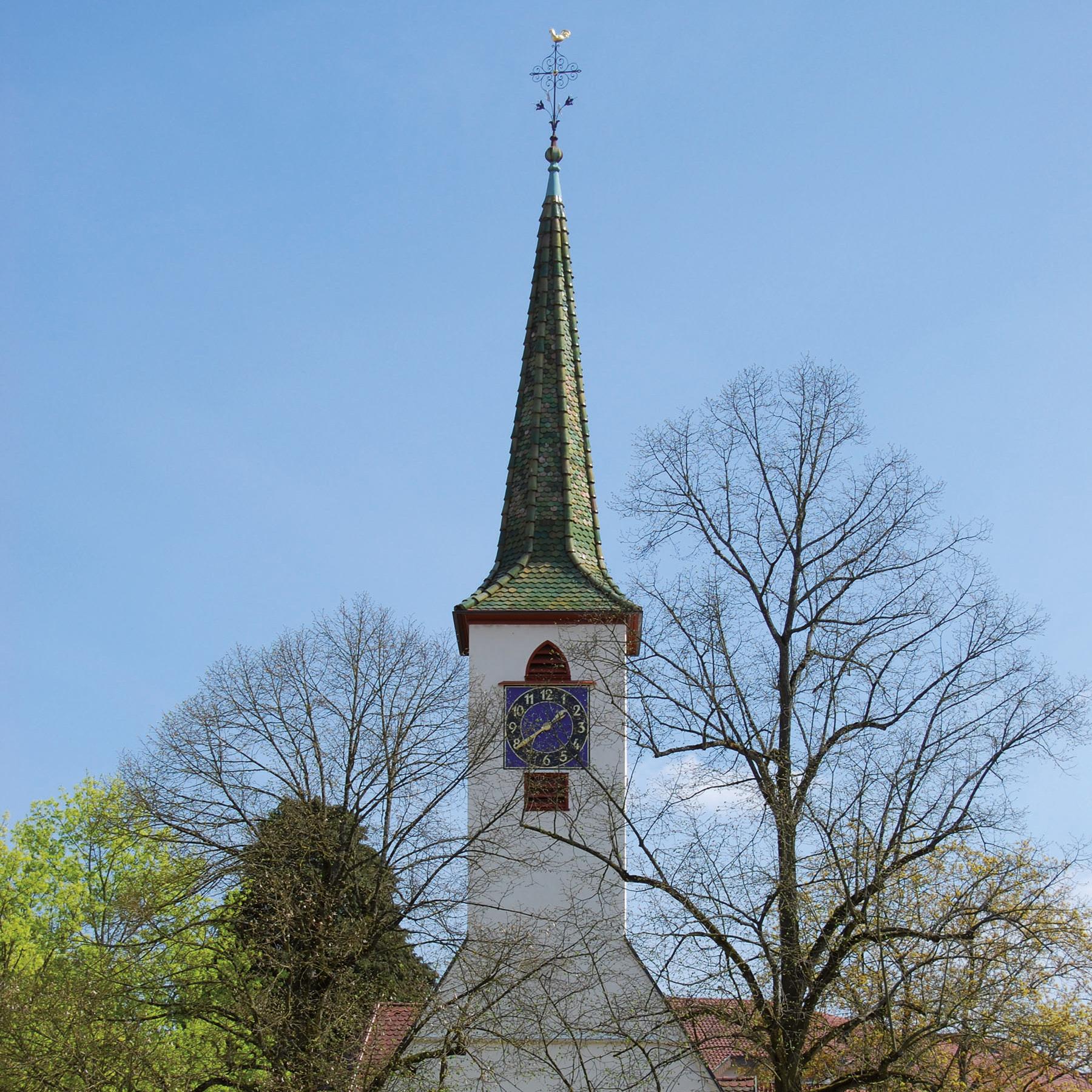 Evangelische Kirche Vermögen